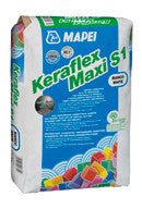 Mapei Keraflex Maxi Adhesive 20kg, Product Care- eStone Direct