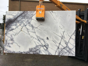New York Marble Slab - Ready for fabrication, Custom- eStone Direct