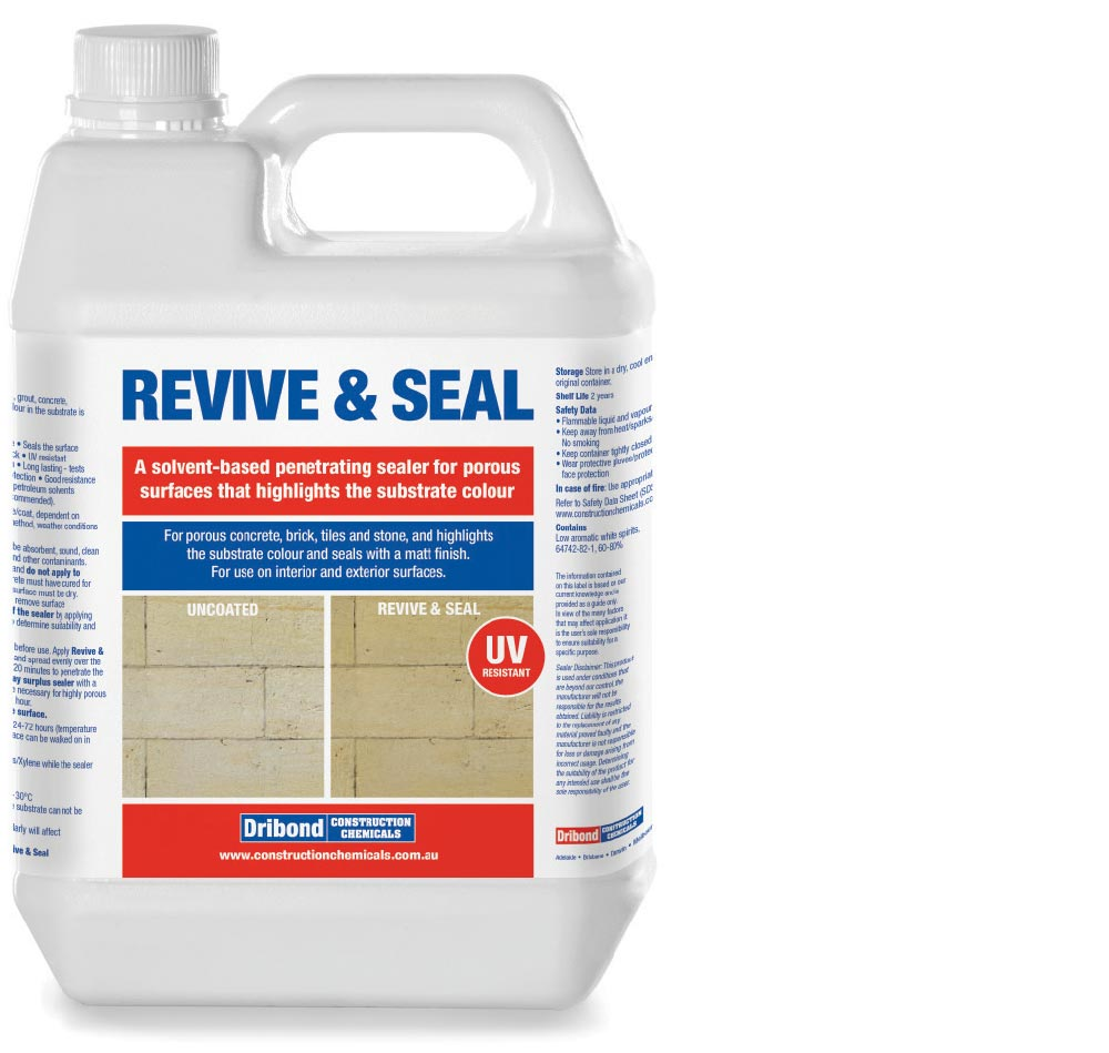 Revive and Seal - Enhanced Colour Sealer, Product Care- eStone Direct
