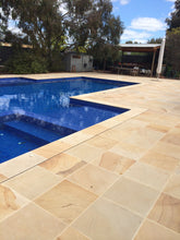 Load image into Gallery viewer, Sahara Sandstone Paving & Coping, Paving- eStone Direct
