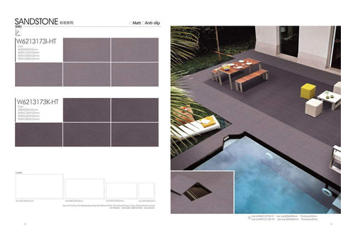 Porcelain Artekk Tiles - Pavers (Per m2), Paving- eStone Direct