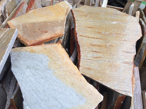 Quartzite Crazy Paving ($/SQM), Paving- eStone Direct
