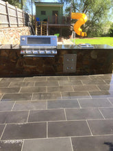 Load image into Gallery viewer, Sawn Bluestone 800x400x20mm Paving - Dark ($/M2), Paving- eStone Direct