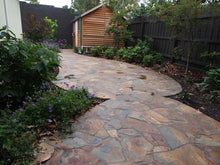 Load image into Gallery viewer, Grande / Titian Brown Slate Crazy Paving, Paving- eStone Direct