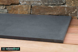 Bluestone Hearth - Honed 1800x500x20mm, Hearth- eStone Direct