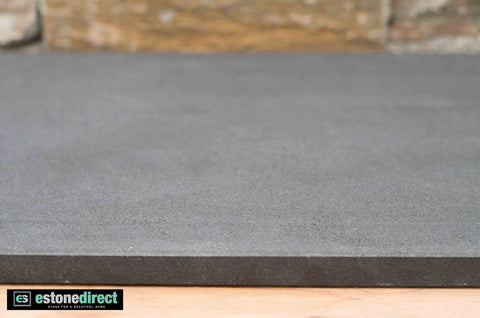 Bluestone Hearth - Honed 1500x400x20mm, Hearth- eStone Direct