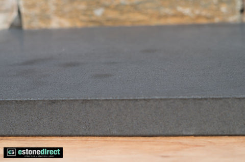 Bluestone Hearth - Honed 1800x500x30mm, Hearth- eStone Direct