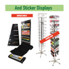 DISPLAYS FOR YOUR STICKERS