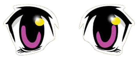 "Anime eyes #1 - size: 3.75""H"