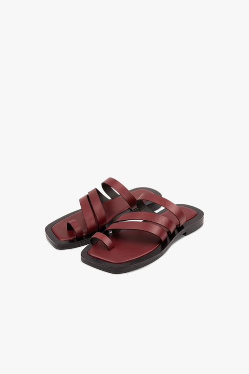 THE LIAM SANDAL - SANGRIA