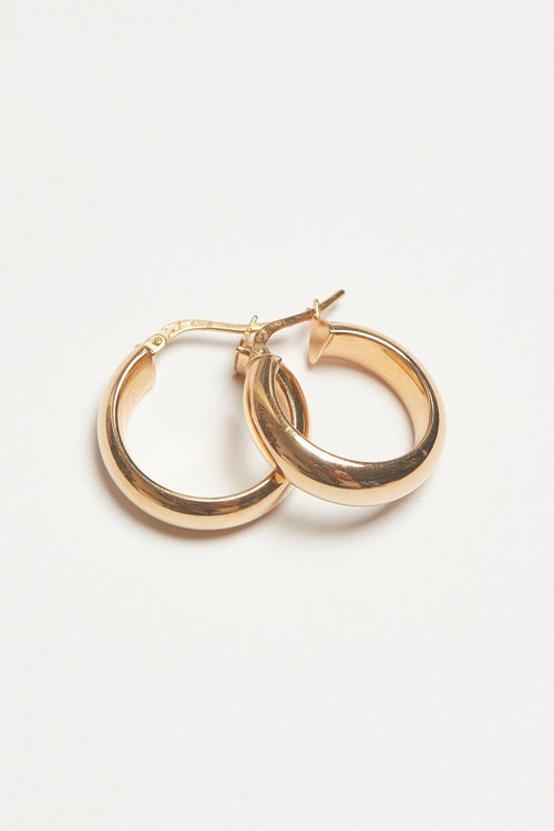 PROVENCE HOOPS - GOLD