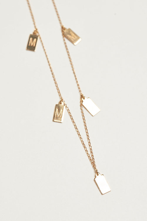 PARADOU NECKLACE - GOLD