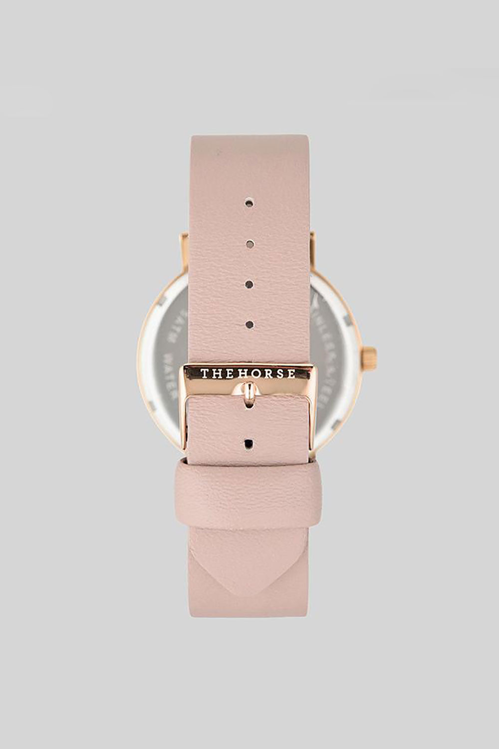 THE ORIGINAL - ROSE GOLD, WHITE DIAL, BLUSH LEATHER