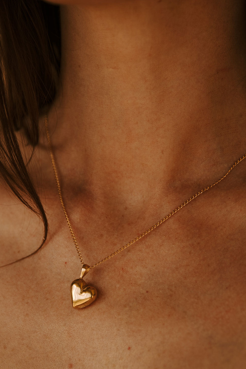 THE LOVER NECKLACE - GOLD