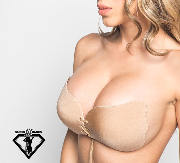"""""Miracle Cleavage"" Push-Up Bra"