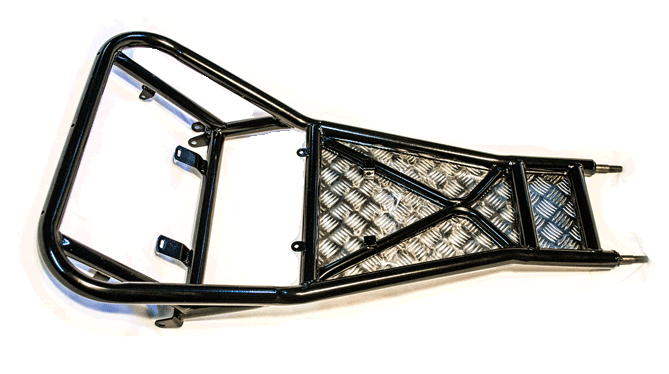 Extension Chassis Frame 150mm Drift Go Karts Australia