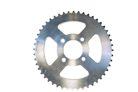 Chain Drive Sprocket for 9hp engine Bulldog    Go Karts Australia