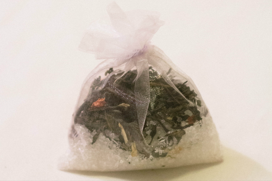 Geisha Green Mini Tea Bath