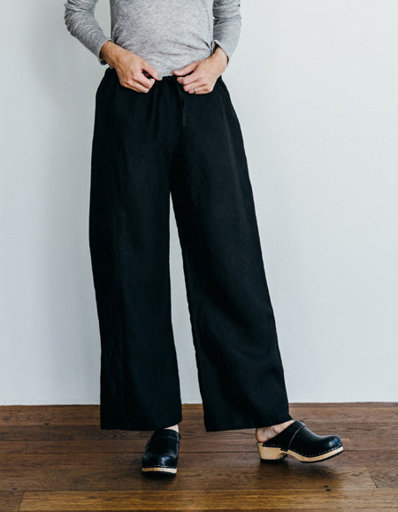 oise drawn string pants (2)