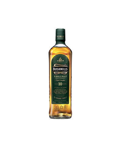 Bushmills 10yrs Single Malt Irish Whiskey 700ml