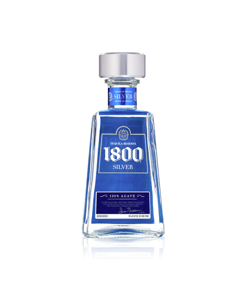 1800 Silver 75cl