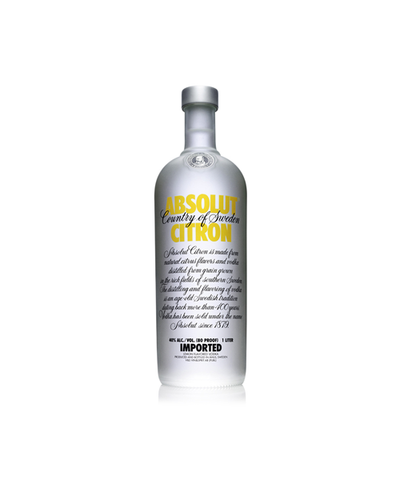 Absolut Vodka Citron 75cl