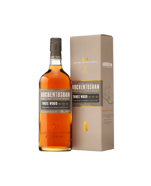 Auchentoshan Three Wood 70cl