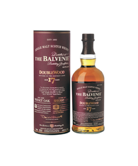 Balvenie double wood 17years old  Speyside single malt Scotch Whisky 700ml