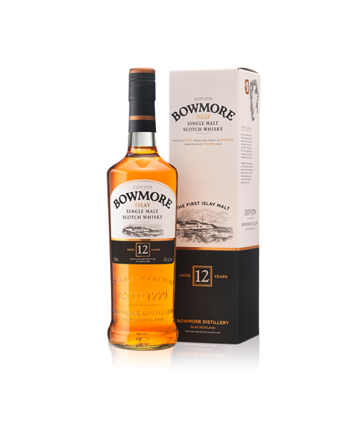 Bowmore 12yrs 70cl