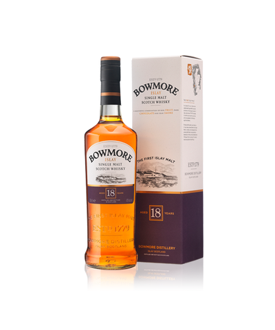 Bowmore 18yrs 70cl
