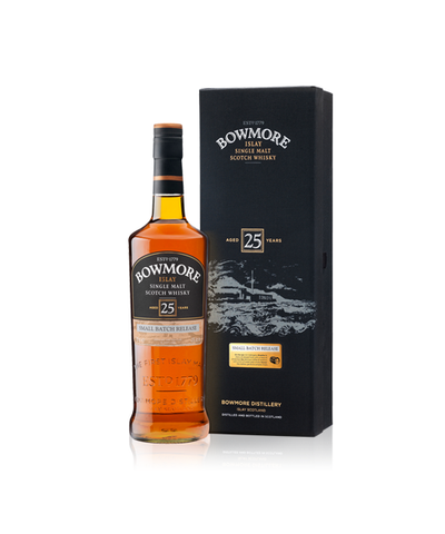 Bowmore 25yrs 70cl