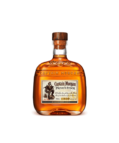 Captain Morgan Private Stock Rum 1L