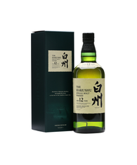 Hakusha 12 years old single malt whisky 70cl