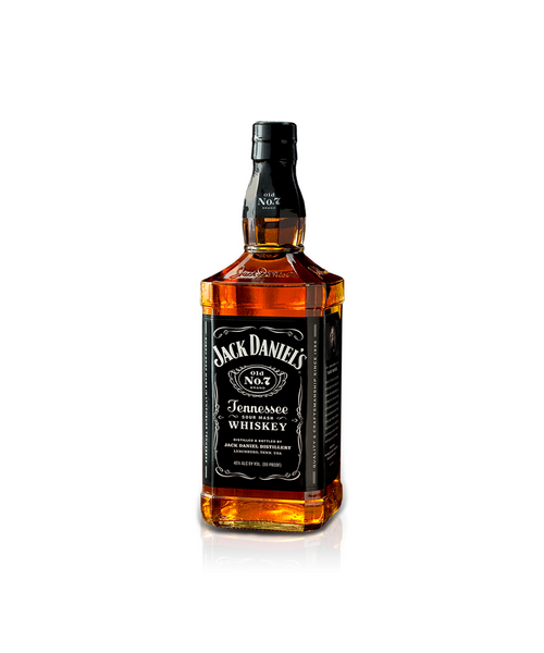 Jack Daniel's Old No7 Tennessee whiskey 1L 100cl