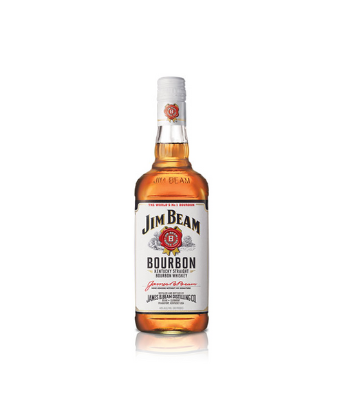 Jim Beam White Label 1L 100cl