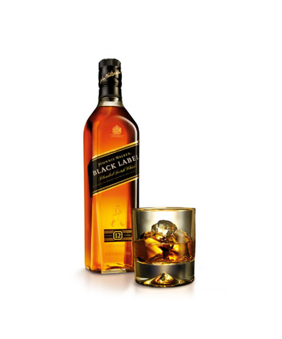 Johnnie Walker 12yrs Black Label 70cl