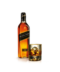 Johnnie Walker 12yrs Black Label 1L 100cl