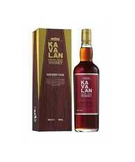 Kavalan Sherry Oak 70cl