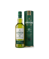 Laphroaig 15 Years Old Islay Single Malt Scotch Whisky 75cl
