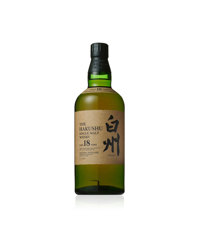 Hakusha 18 years old single malt whisky 70cl