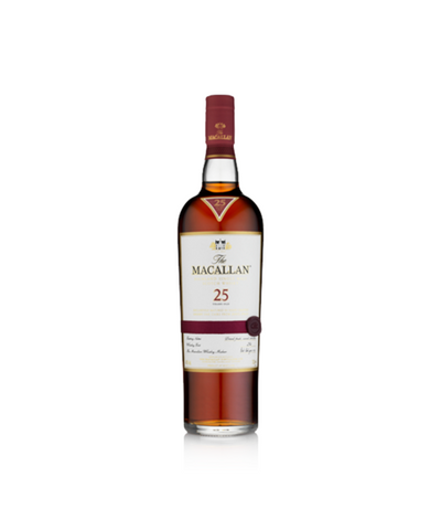 The Macallan 25yrs Sherry Oak Malt 70cl