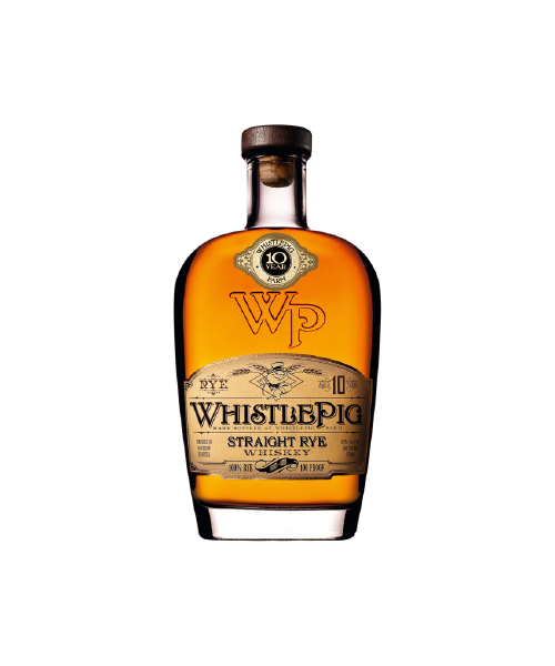 Whistle pig 10 Years Old Straight Rye Whiskey 75cl