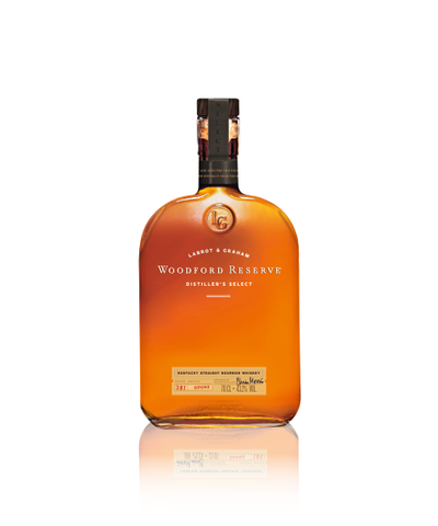 Woodford Reserva Kentucky Straight Bourbon Whiskey 750ml