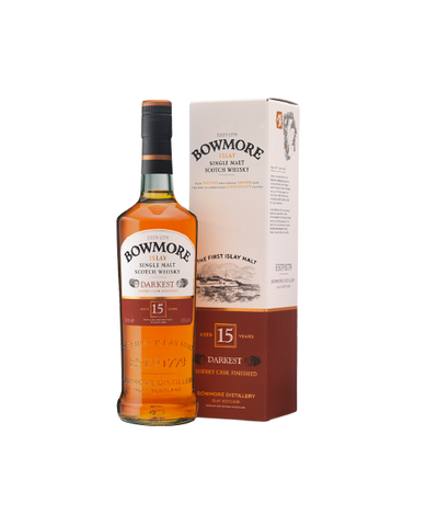 Bowmore 15yrs 70cl