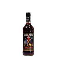 Captain Morgan Black Label Rum 100cl