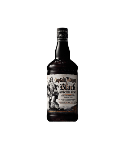 Captain Morgan Black Spiced Rum 100cl