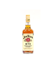 Jim Beam Kentucky Straight Rye Whiskey 75cl