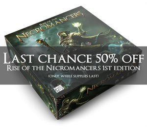 Rise of the Necromancers - Save 50%: Now 33,5 USD
