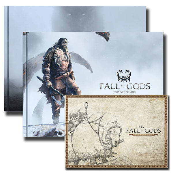 FALL OF GODS BUNDLE