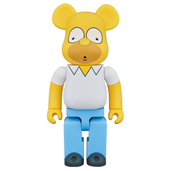BEARBRICK 400% The Simpsons Homer